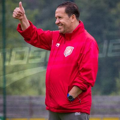 Nabil Maâloul conduit sa 1ère séance d'entraînement avec Al Duhail