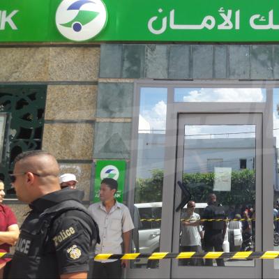 Hold up à Kasserine: des algériens parmi le groupe armé