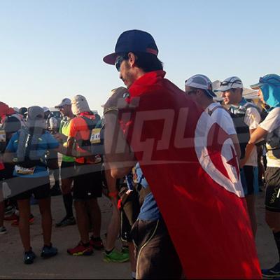 Deuxième marathon Ultra Mirage El Djerid
