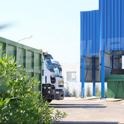 افتتاح 3 مراكز لجمع ونقل النفايات المنزلية والمشابهة بالكرم وحلق الوادي وباردو