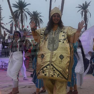 البليدات: مهرجان واحة الطفولة للصغار و متعة للكبار