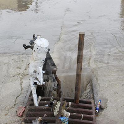 Cité Ettadhamen: les routes et les institutions inondées