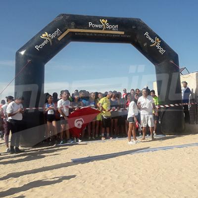 Deuxième édition du Marathon Mathieu : en hommage au touriste Français décédé à Douz