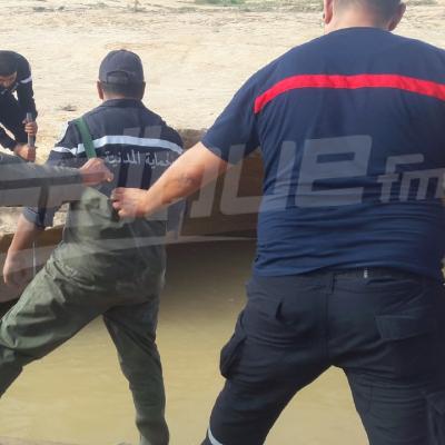 طائرة ''درون'' للبحث عن المفقودين في القصرين