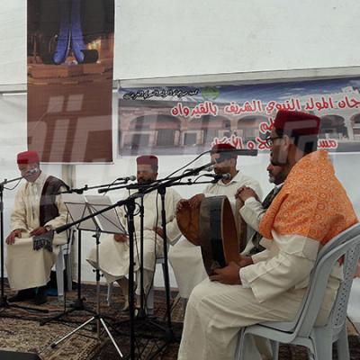 Kairouan: Ambiance au mausolée de Sidi Sahbi avant la célébration du Mouled