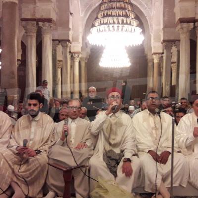 وزير الشؤون الدينية يشرف على الموكب الرسمي لاحتفالات بالمولد النبوي الشريف بالقيروان