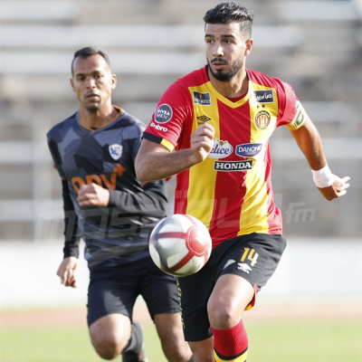 Match amical:  l'EST bat l'AS Soukra (2-0)