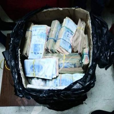 Kram: Saisie d'un demi-kilo de cocaïne et d'une arme dans une maison