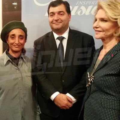 روني الطرابلسي يروّج للسياحة التونسية في باريس