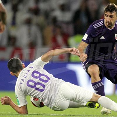 مونديال الأندية: العين الإماراتي يتأهل إلى النهائي