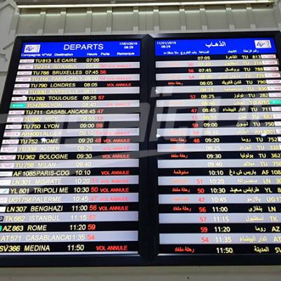 توقّف كل رحلات الخطوط التونسية