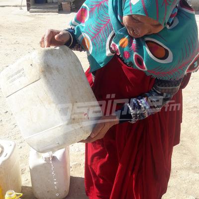 القيروان:منطقة الحمام بلا ماء وكهرباء