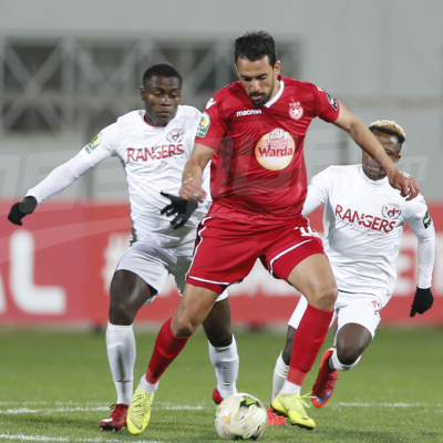 CAFCC: Etoile S.Sahel (2-1) Enugu Rangers