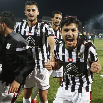 CAF - Coupe de la Confédération : Club S.Sfaxien ( 2-1 ) Etoile S.Sahel