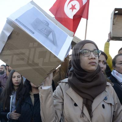 Drame de la Rabta : Des sécuritaires empêchent une manifestation à la Kasba