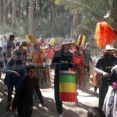 Le Festival des Oasis à Tozeur