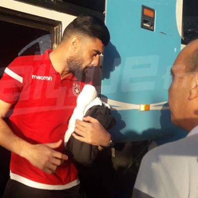 اجواء ملعب ام درمان قبل بداية مباراة النجم والمريخ