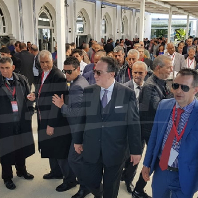 كواليس ما قبل إنطلاق اليوم الثاني من مؤتمر نداء تونس