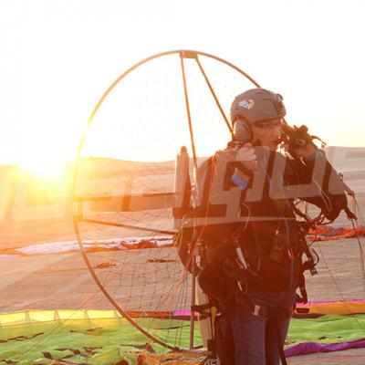 الطائرات الشراعية بمحرك:رياضة جوية وتشجيع للسياحة الصحراوية والواحية