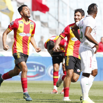 Ligue 1: Espérance S.Tunis (1-0) Club S.Hammam Lif
