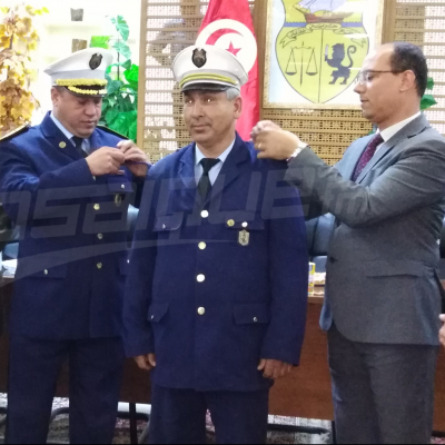 Tataouine: des sécuritaires décorés à l'occasion du 63e anniversaire des forces de sécurité intérieure