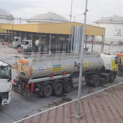 Grève des transporteurs : Retour à l'approvisionnement en carburant dans les stations services