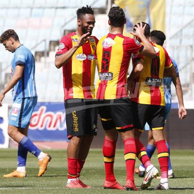 Coupe de Tunisie : Espérance S.Tunis (3-1) Union S.Monastirienne