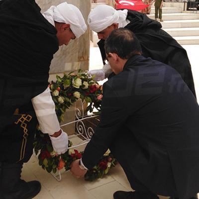Le ministre de l'intérieur célèbre la commémoration du 61 ème anniversaire la bataille de Remada