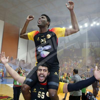 نهائي بطولة كرة اليد: الترجّي الرياضي (24-20) النجم الساحلي