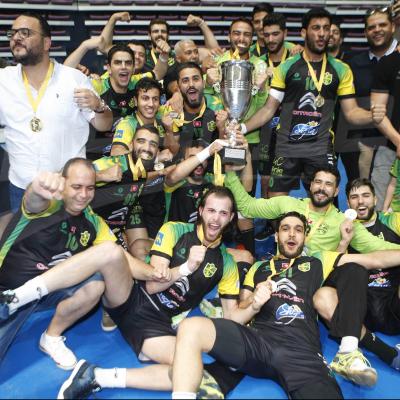 نهائي كأس تونس: نادي ساقية الزيت (30-29) الترجّي الرياضي