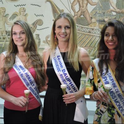 Les candidates de Miss France 2019 débarquent à Djerba