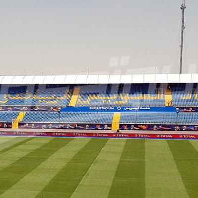 أجواء ما قبل مباراة تونس أنقولا في السويس