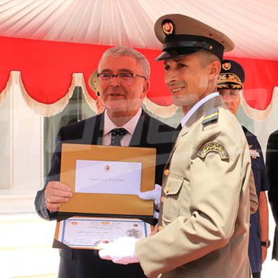 63ème anniversaire de la création de l'armée nationale
