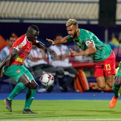 الكاميرون يدافع عن لقبه ويفوز على غينيا بيساو