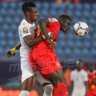 كان 2019: غانا (2- 0) غينيا بيساو