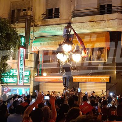 العاصمة: فرحة تونسية جزائرية بالترشح إلى المربع الذهبي
