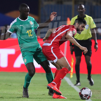 CAN 2019: Tunisie Vs Sénégal