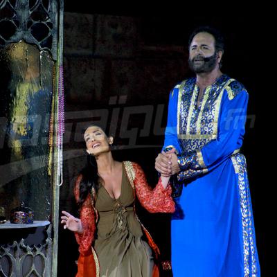 Moulouk Al Tawaef de Mansour Rahbani sur la scène de Carthage