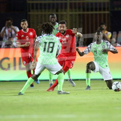 كان 2019: تونس - نيجيريا