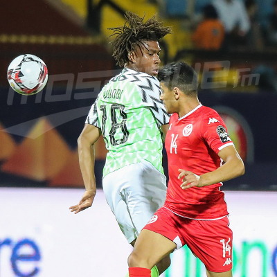 CAN 2019: Tunisie Vs Nigeria