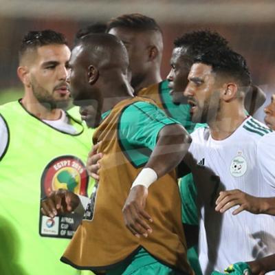 نهائي كأس أمم إفريقيا 2019: الجزائر vs السنغال