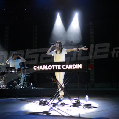 شارلوت كاردان'' تلهب مدارج مسرح الحمامات