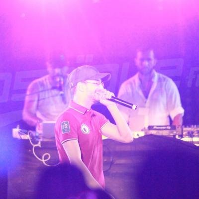 FIC: Concert de Soolking