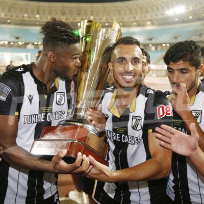 Coupe de Tunisie : Club S.Sfaxien (0-0) Etoile S.Sahel (5-4 aux TAB)