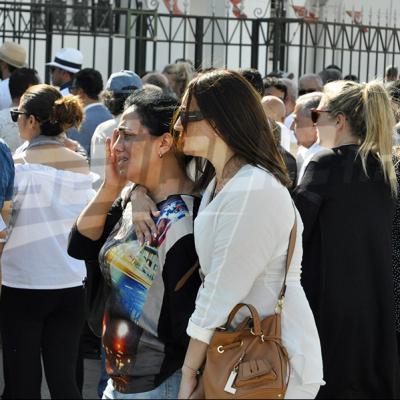 تشييع جثمان فقيد الساحة الثقافية نجيب عياد
