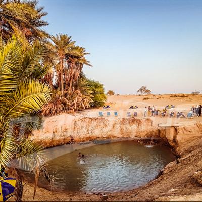 ''توزر بلاج'' لانعاش السياحة في ظل ارتفاع درجات الحرارة