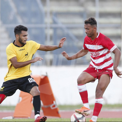 Match amical : Club africain 2-0 Oued Dejla