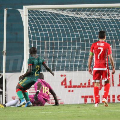 Amical: Tunisie (1-0) Mauritanie