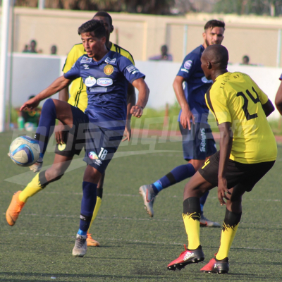 Ligue des champions: Elect-Sport (1-1) Espérance S.Tunis