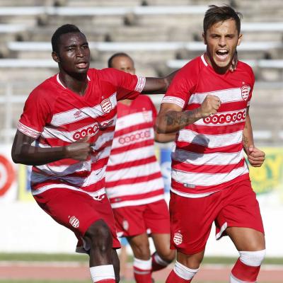 الرابطة المحترفة الأولى: الجولة الثالثة: النادي الإفريقي (2-0) هلال الشابة